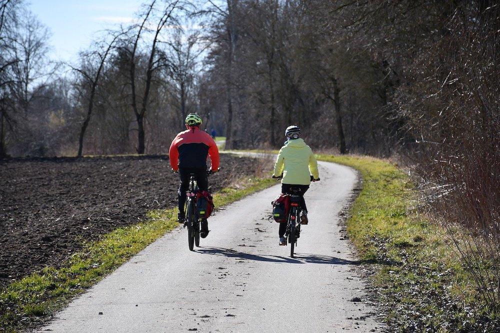 Corona Date Idee Fahrradtour