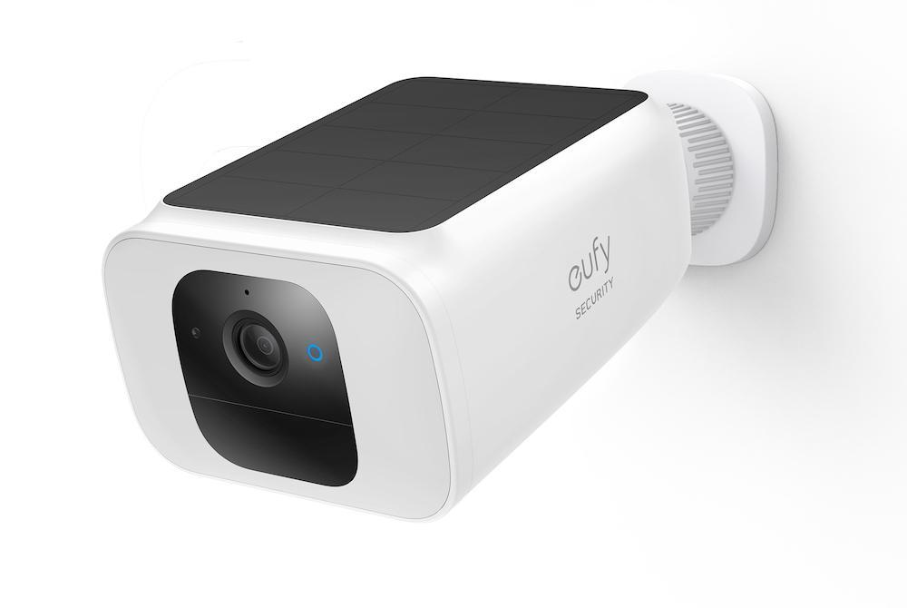 Solarpanel Kamera eufy Solocam S40